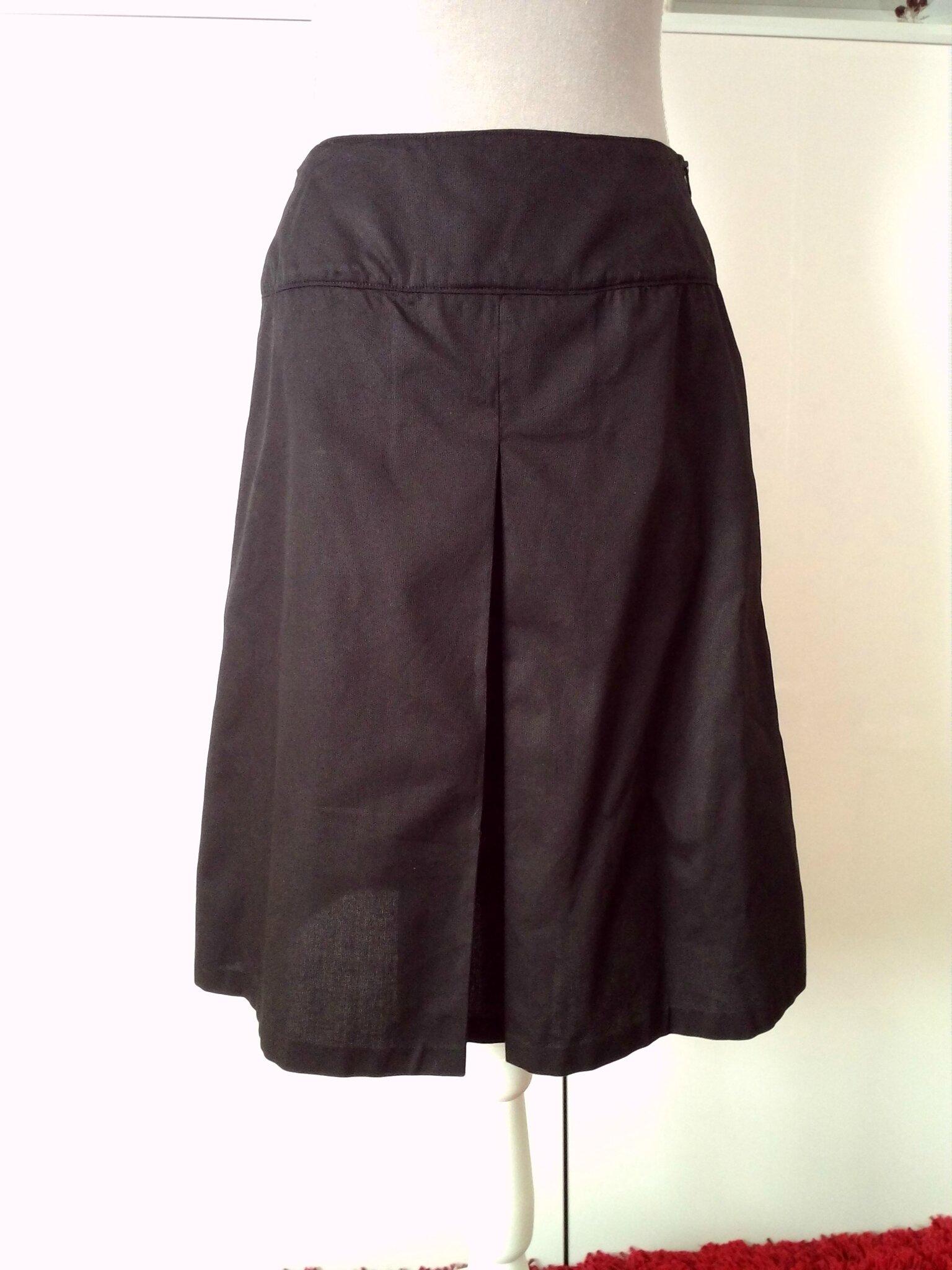 Jupe #1 : la jupe à plis creux