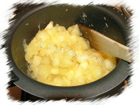 Riz au lait aux pommes 3