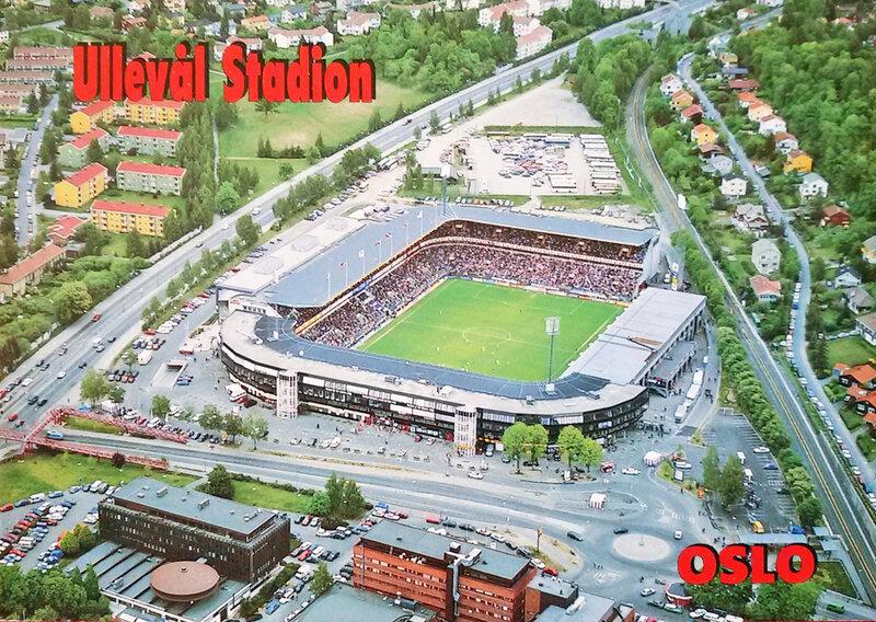CPM Oslo Ullevaal Stadion