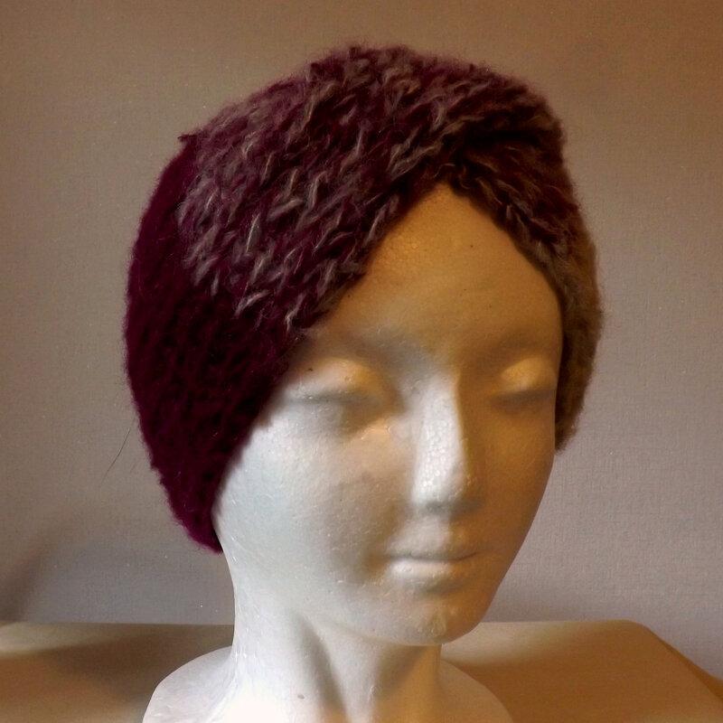 bandeau turban