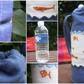Sac à bouteille pour De L'eau pour SolEnSI 2009