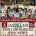 Pomarez - gran fiesta campera