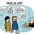 Dessins hendomaire diacritik: salon di livre, hacking, russie et abstention