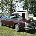 OLDSMOBILE Delta 88 diesel 4door Sedan Madine (1)