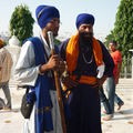 Amritsar 2, petit point sur le sikhisme et le temple d'or