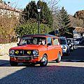 Telethon - rallye touristique - 8 décembre 2013
