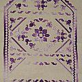 Pochette violette : la 5e de la série !
