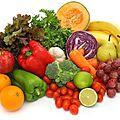 Liste des fruits et légumes biologique disponible pour la semaine du 10 mars