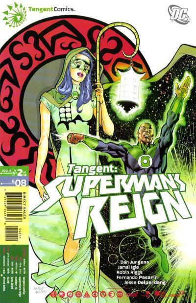 tangent superman's reign 02