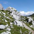 entre Schesaplana Hütte et Carschina Hütte (Suisse)