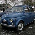Fiat nuova 500 1957-1975
