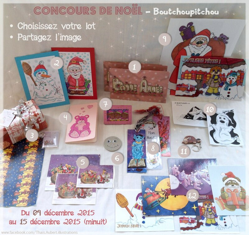 concours noel 2015