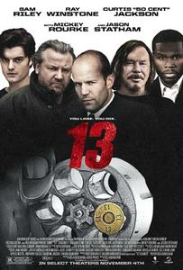 13 New Poster