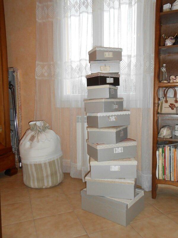 boîtes brodées 1