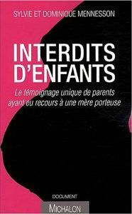 affiche interdit d'enfants