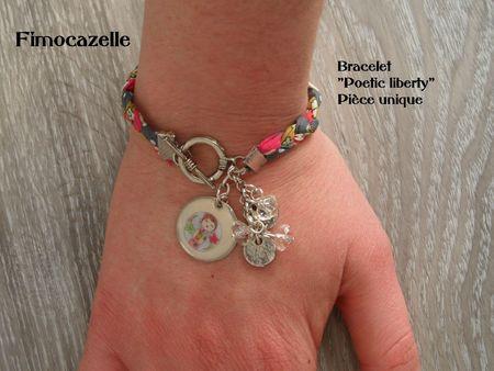 bracelet poetic liberty 2