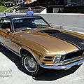 Ford mustang grandé hardtop coupe-1970
