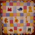 Zabeth fait du patchwork