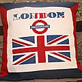 Coussin - sal i love london
