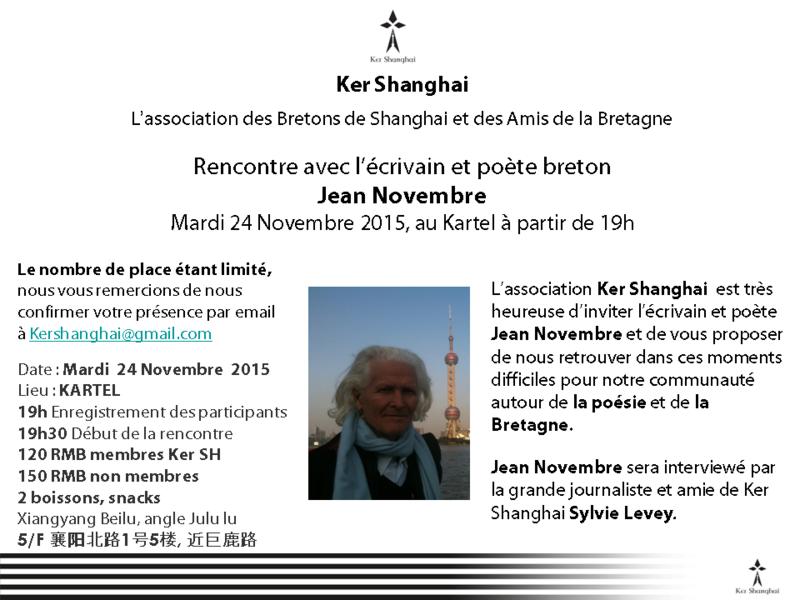 Les Rdv de Ker SH Jean Novembre H 24112015