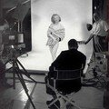 Montage marilyn photo de tom kelley