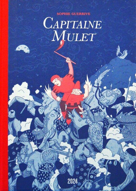 Capitaine Mulet de Sophie Guerrivecouv