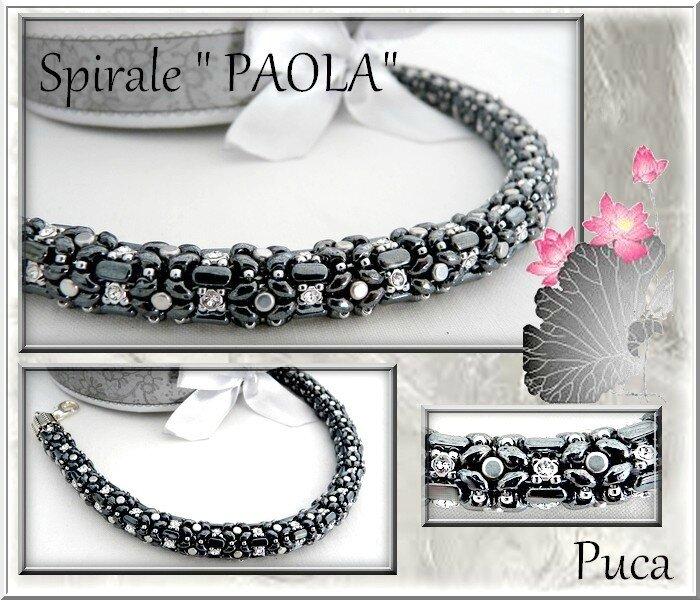 Planche Spirale Paola