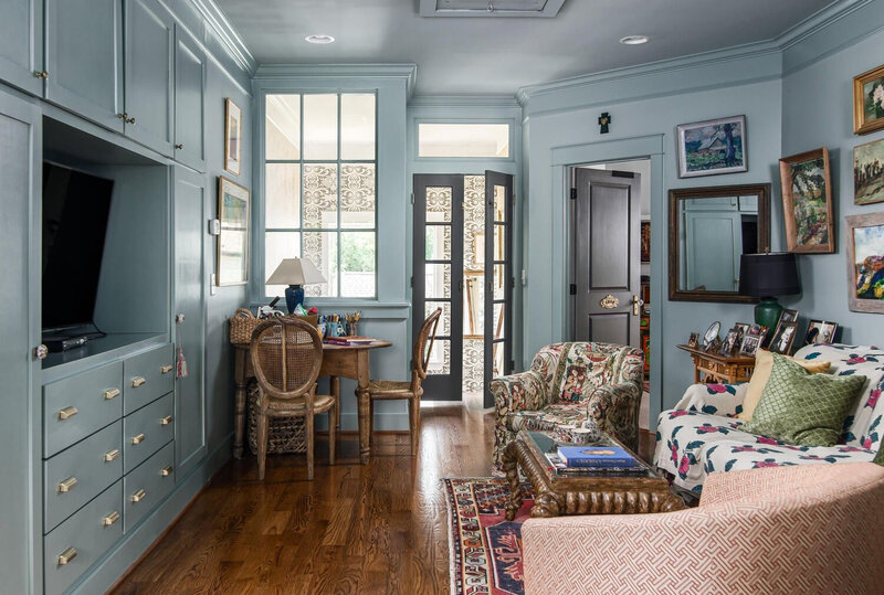 Louisa Pierce's Vintage Eclectic Nashville Home is For Sale TheNordroom (57)