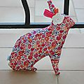 Lapin liberty rose 4