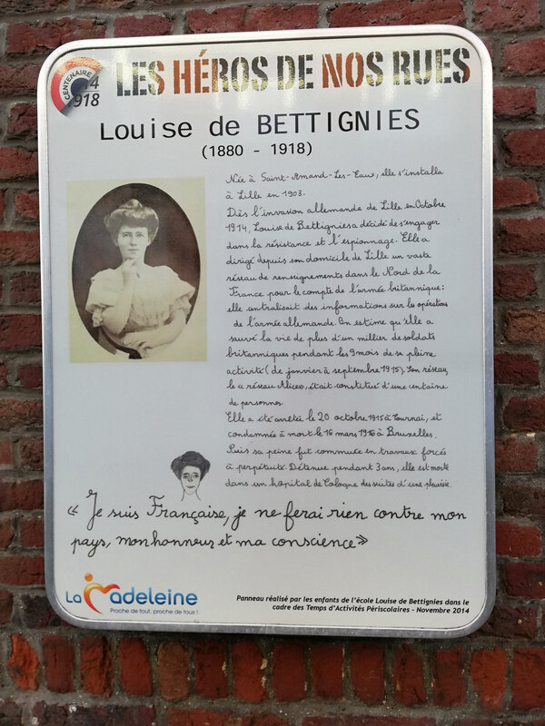 Ecole Louise de Bettignies