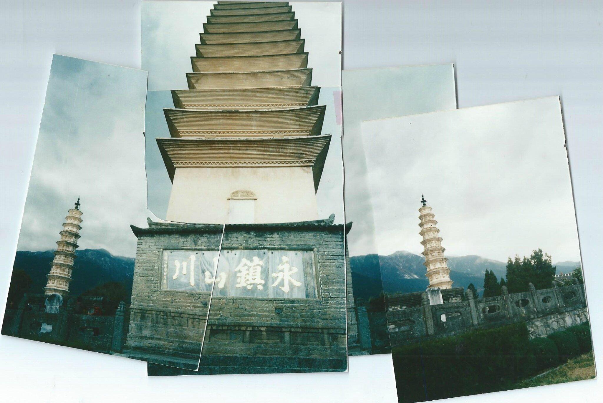 Panoramiques du Yunnan, chunjie (nouvel an chinois) 2004