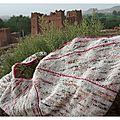 Maroc # 7-16 : châle akinos