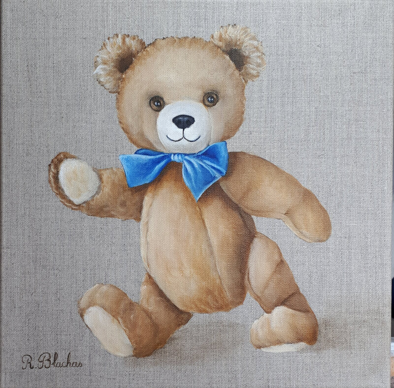 2018 collection peluche 4 30x30cm
