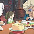 Classiques et nouveautés de l'anime :