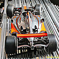 MacLaren MP 4-21 Mercedes F1 V8 2