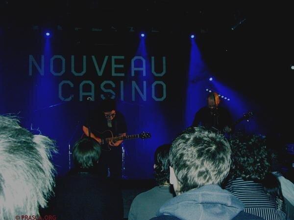 Nouveau Casino 19/12/09 Accompagnée de Syn- à la basse