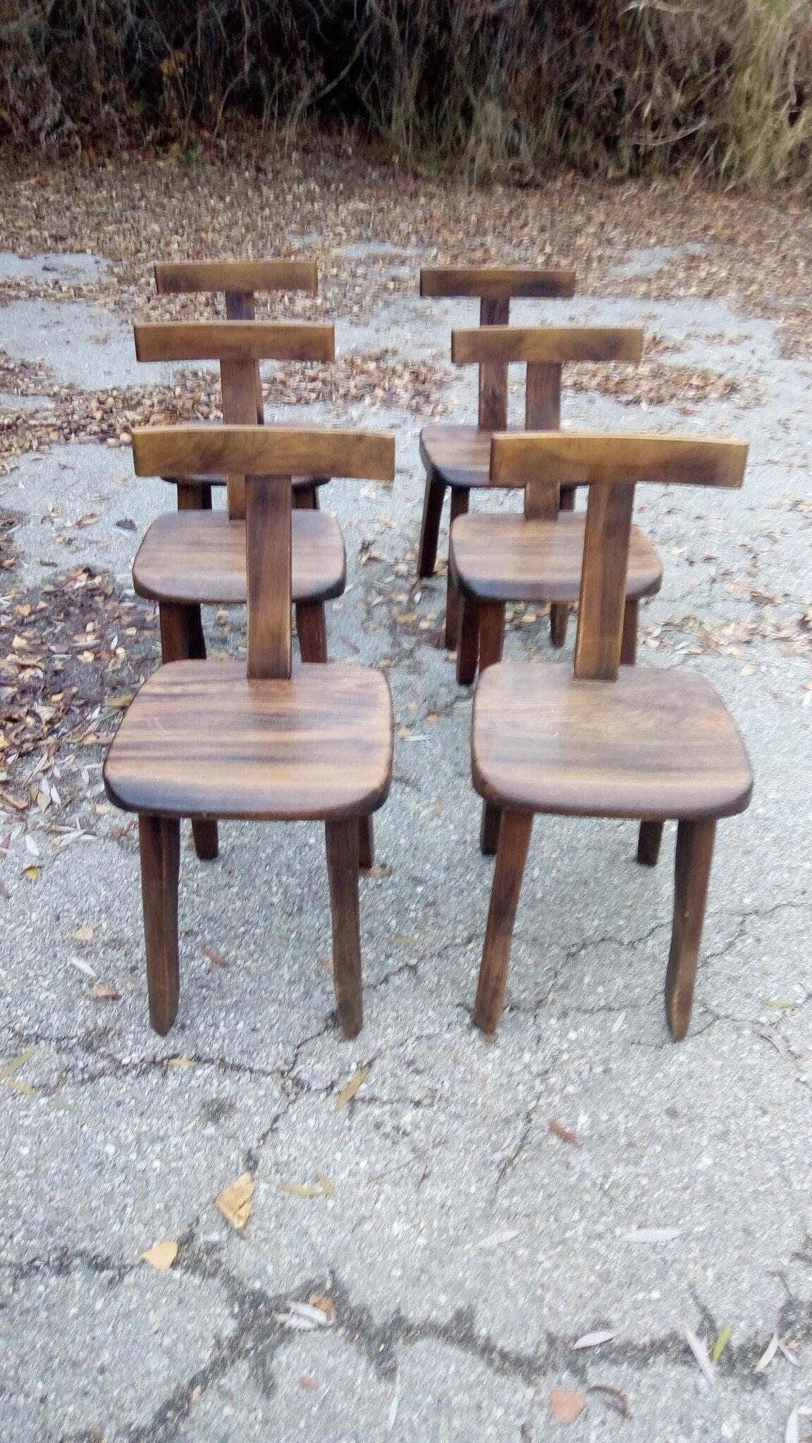 chaises vintage scandinave olavi hanninen - Chaise Vintage Scandinave