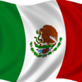 DRAPEAU DU MEXIQUE
