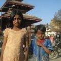 Nepalais, sur Durbar Square
