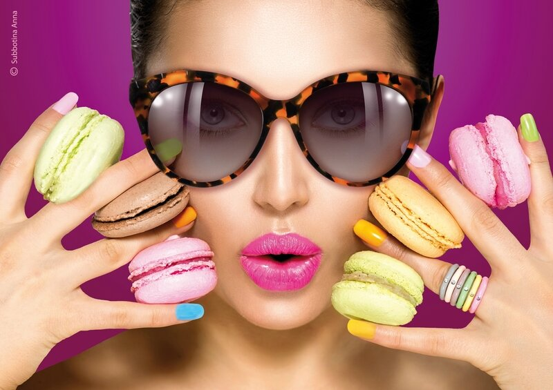 MYMUSE by OKO AUDREY Solaire macarons