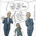 Monsieur chirac, le renvoi et le retour
