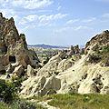 vallée de Goreme