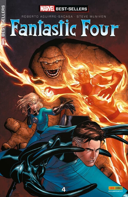 best sellers 4 fantastic four 4