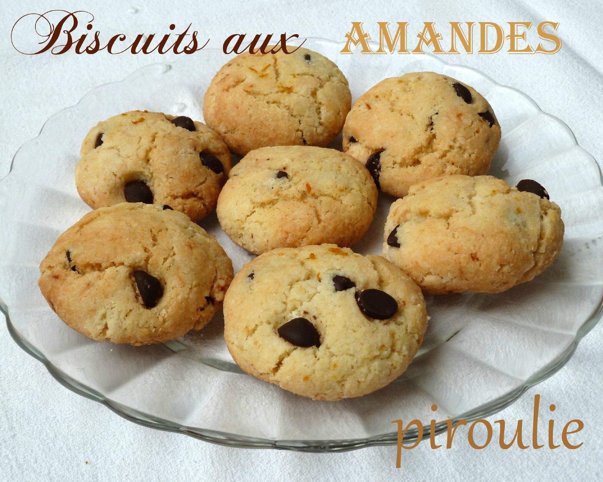 Petits Biscuits Aux Amandes Et A La Fecule Pour Pessah Sans Farine