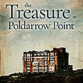 The treasure at poldarrow point, de clara benson
