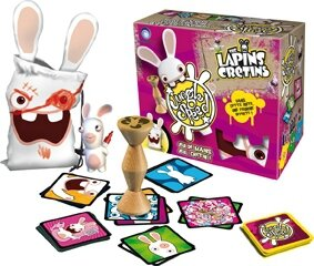 Boutique jeux de société - Pontivy - morbihan - ludis factory -jungle speed lapins cretin promo