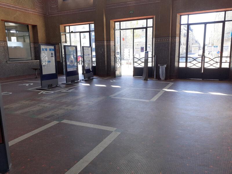 Gare de Dinan