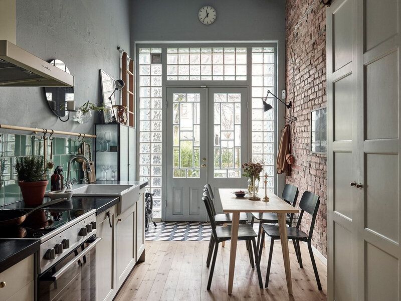 Vintage+Touches+in+a+Beautiful+Scandinavian+Home+-+dfdfdfdfdfThe+Nordroom