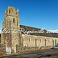L'église Notre-Dame de Regnéville