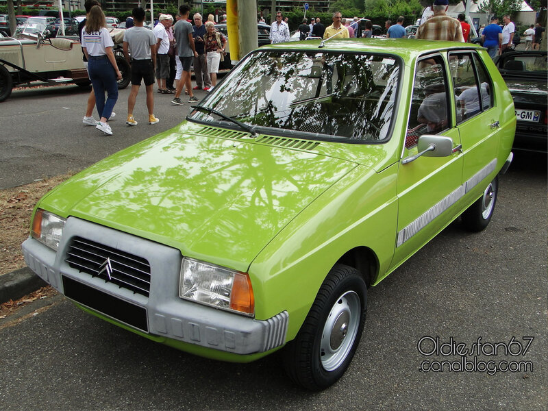 Citroën Visa Super 1978-1980-01
